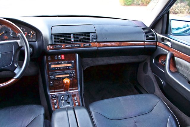 1998 Mercedes-Benz S420 SEDAN AUTOMATIC  NEW TIRES SERVICE RECORDS! Woodland Hills, CA 17