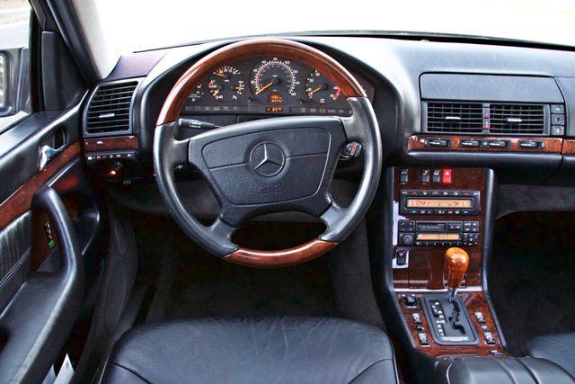 1998 Mercedes-Benz S420 SEDAN AUTOMATIC  NEW TIRES SERVICE RECORDS! Woodland Hills, CA 18