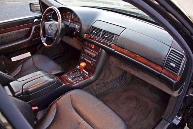 1998 Mercedes-Benz S420 SEDAN AUTOMATIC  NEW TIRES SERVICE RECORDS! Woodland Hills, CA 20