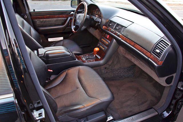 1998 Mercedes-Benz S420 SEDAN AUTOMATIC  NEW TIRES SERVICE RECORDS! Woodland Hills, CA 21