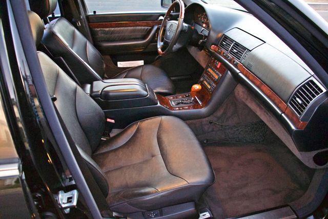 1998 Mercedes-Benz S420 SEDAN AUTOMATIC  NEW TIRES SERVICE RECORDS! Woodland Hills, CA 19