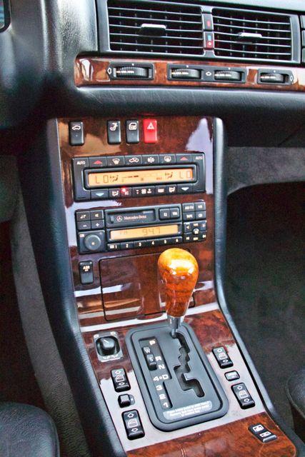 1998 Mercedes-Benz S420 SEDAN AUTOMATIC  NEW TIRES SERVICE RECORDS! Woodland Hills, CA 13