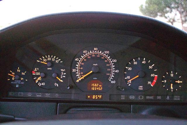 1998 Mercedes-Benz S420 SEDAN AUTOMATIC  NEW TIRES SERVICE RECORDS! Woodland Hills, CA 12