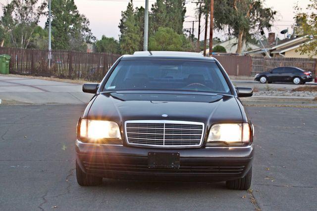 1998 Mercedes-Benz S420 SEDAN AUTOMATIC  NEW TIRES SERVICE RECORDS! Woodland Hills, CA 8