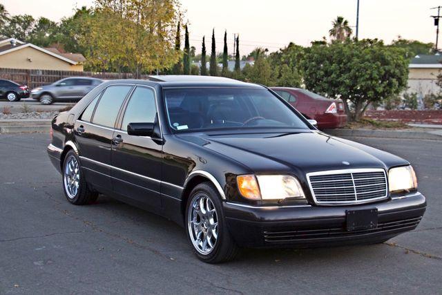 1998 Mercedes-Benz S420 SEDAN AUTOMATIC  NEW TIRES SERVICE RECORDS! Woodland Hills, CA 7