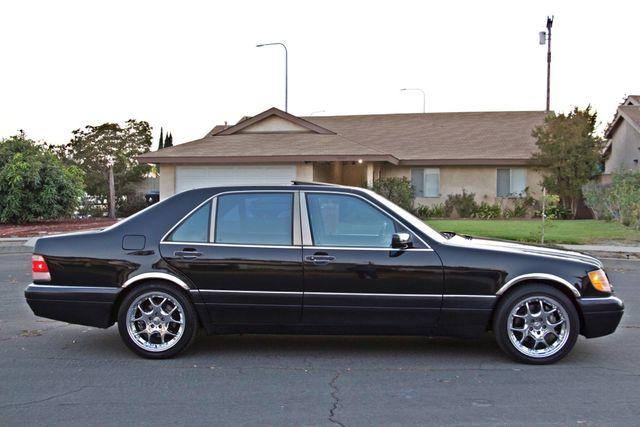 1998 Mercedes-Benz S420 SEDAN AUTOMATIC  NEW TIRES SERVICE RECORDS! Woodland Hills, CA 6