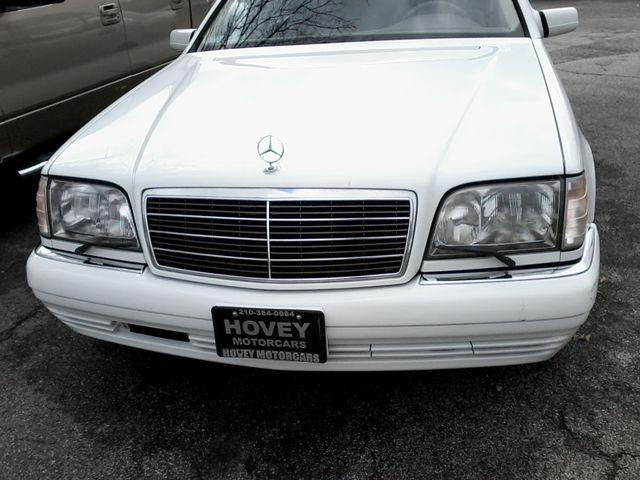 1998 Mercedes-Benz S500 San Antonio, Texas 1