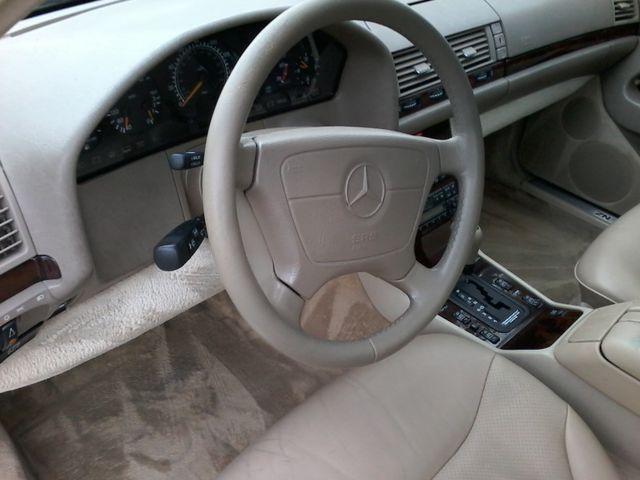 1998 Mercedes-Benz S500 San Antonio, Texas 11