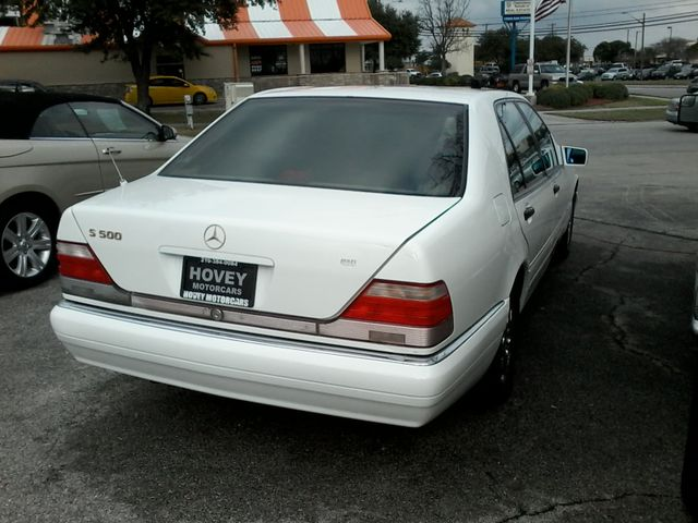 1998 Mercedes-Benz S500 San Antonio, Texas 3