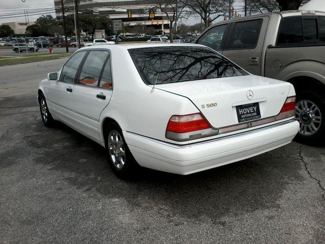 1998 Mercedes-Benz S500 San Antonio, Texas 5