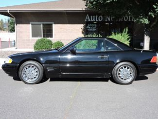 1998 Mercedes-Benz SL500 Bend, Oregon 2