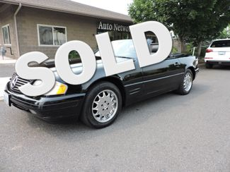 1998 Mercedes-Benz SL500 Bend, Oregon 1