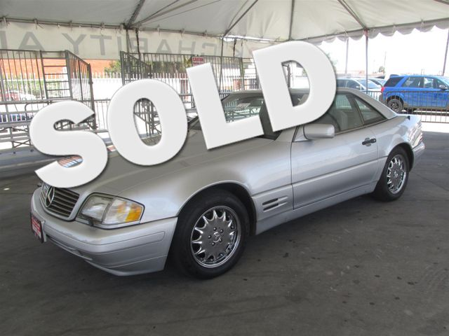 1998 Mercedes SL500 Please call or e-mail to check availability All of our vehicles are availab
