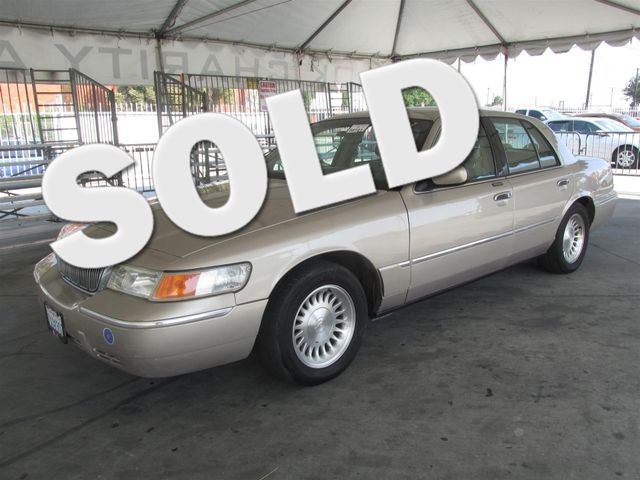 1998 Mercury Grand Marquis LS Please call or e-mail to check availability All of our vehicles a