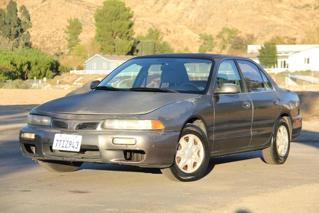 1998 Mitsubishi Galant ES Santa Clarita, CA 4