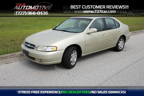 1998 Nissan Altima XE in PINELLAS PARK, FL