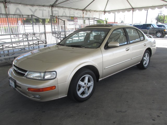 1998 Nissan Maxima GLE This particular Vehicles true mileage is unknown TMU Please call or e-m