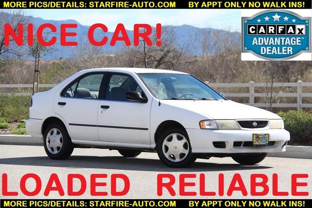 1998 Nissan Sentra GXE Santa Clarita, CA 0