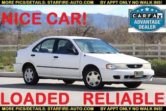 1998 Nissan Sentra GXE Santa Clarita, CA