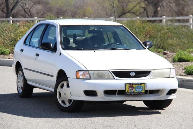 1998 Nissan Sentra GXE Santa Clarita, CA 3