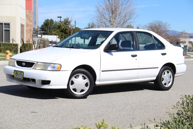 1998 Nissan Sentra GXE Santa Clarita, CA 1