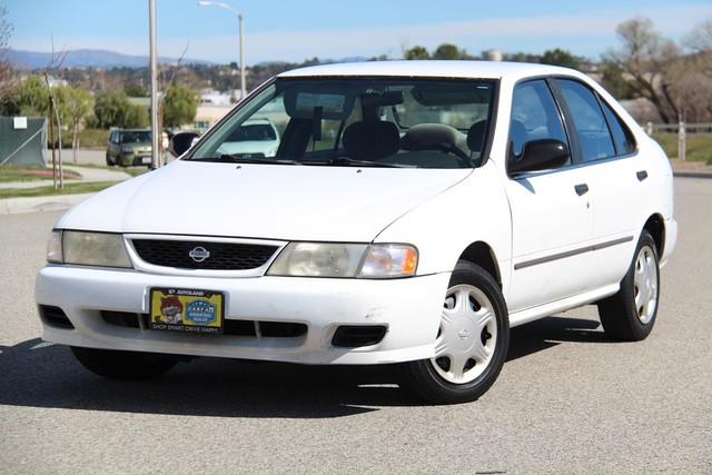 1998 Nissan Sentra GXE Santa Clarita, CA 4