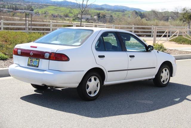 1998 Nissan Sentra GXE Santa Clarita, CA 6