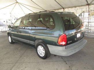 1998 Plymouth Grand Voyager SE Gardena, California 1