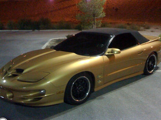 1998 Pontiac Firebird Trans Am Las Vegas, Nevada