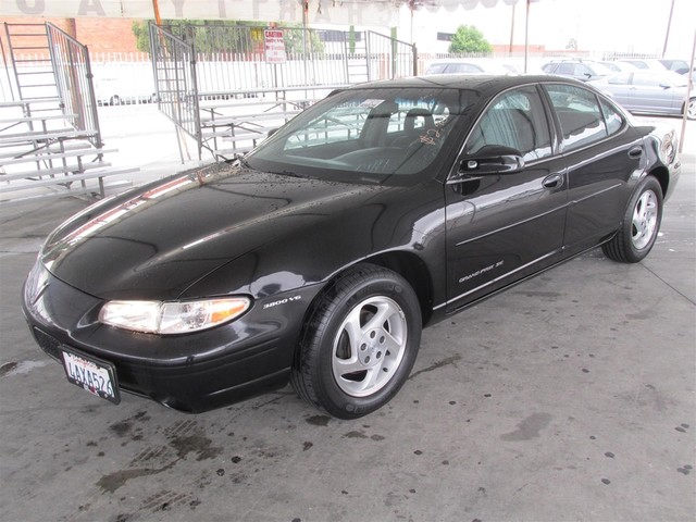 1998 Pontiac Grand Prix SE Please call or e-mail to check availability All of our vehicles are