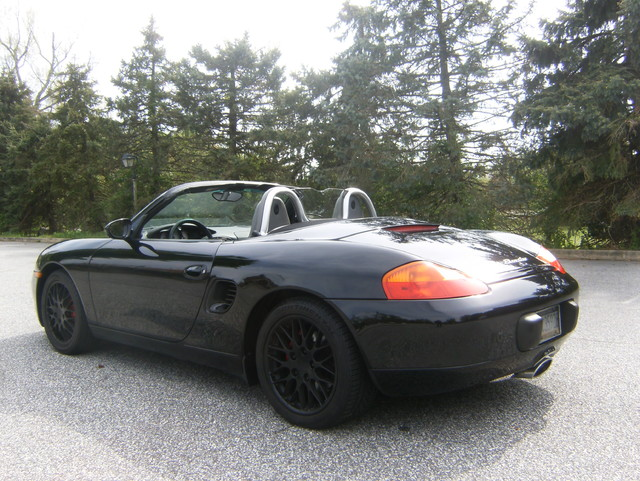 1998 porsche boxster convertible ebay. Black Bedroom Furniture Sets. Home Design Ideas