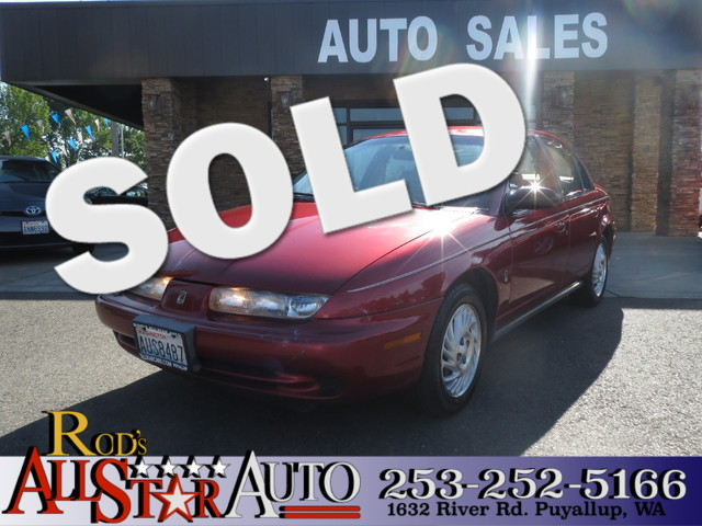 1998 Saturn SL The CARFAX Buy Back Guarantee that comes with this vehicle means that you can buy w