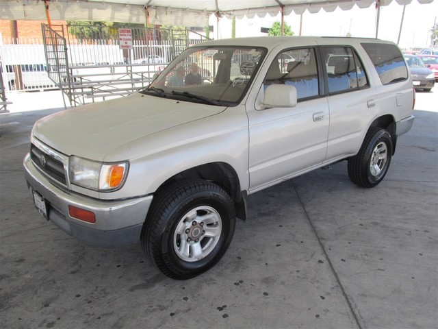 1998 Toyota 4Runner SR5 Please call or e-mail to check availability All of our vehicles are ava