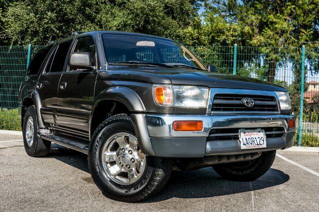 1998 Toyota 4Runner Limited Reseda, CA 39