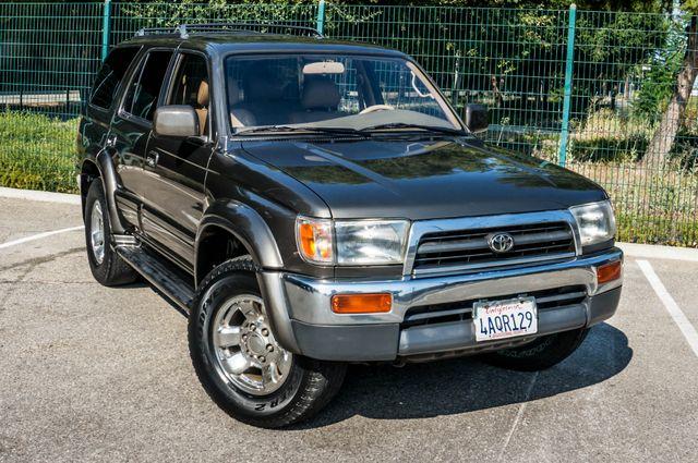 1998 Toyota 4Runner Limited Reseda, CA 38