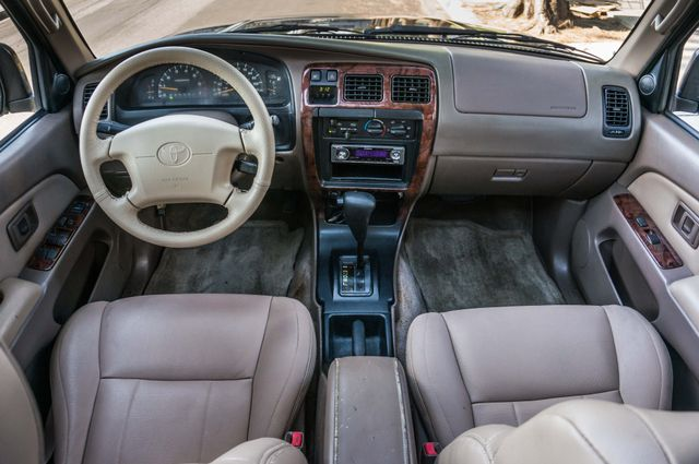 1998 Toyota 4Runner Limited Reseda, CA 17