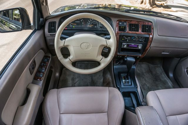 1998 Toyota 4Runner Limited Reseda, CA 18