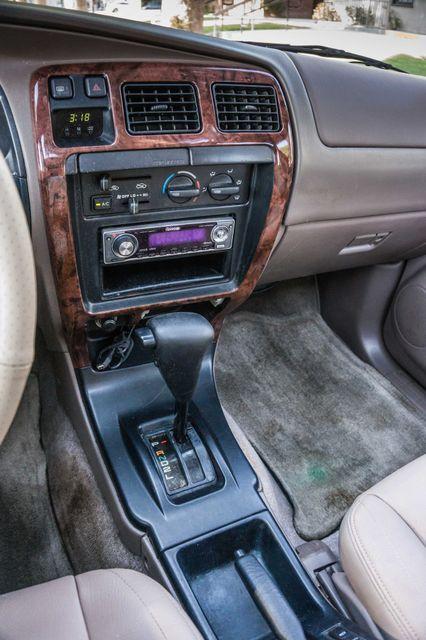 1998 Toyota 4Runner Limited Reseda, CA 21