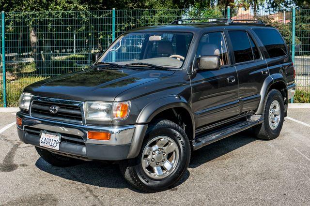 1998 Toyota 4Runner Limited Reseda, CA 1
