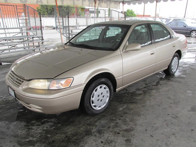 1998 Toyota Camry LE This particular Vehicles true mileage is unknown TMU Please call or e-mai