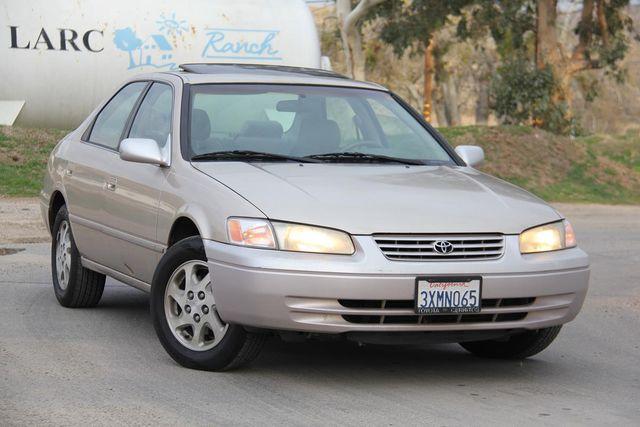 1998 Toyota Camry XLE Santa Clarita, CA 3