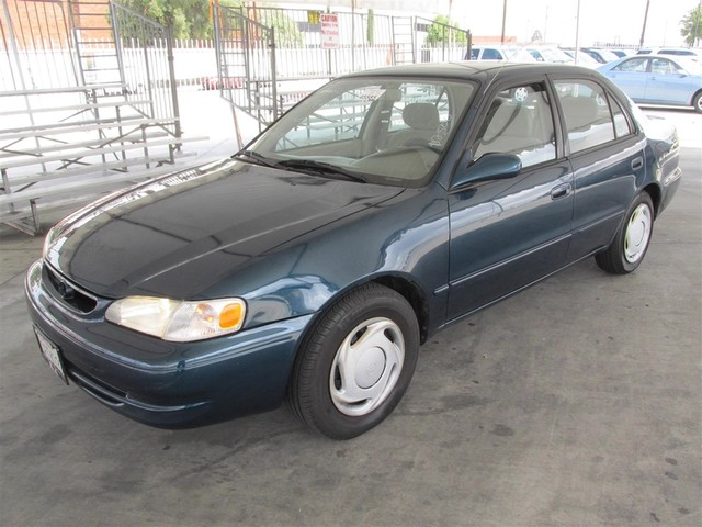 1998 Toyota Corolla LE Please call or e-mail to check availability All of our vehicles are avai