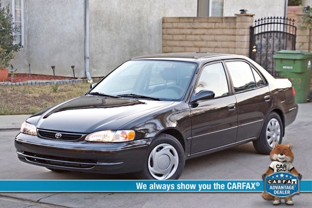 1998 Toyota COROLLA LE 1-OWNER 29K MLS  AUTOMATIC A/C POWER WINDOWS SERIVCE RECORDS! Woodland Hills, CA 0