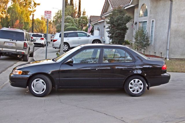 1998 Toyota COROLLA LE 1-OWNER 29K MLS  AUTOMATIC A/C POWER WINDOWS SERIVCE RECORDS! Woodland Hills, CA 2