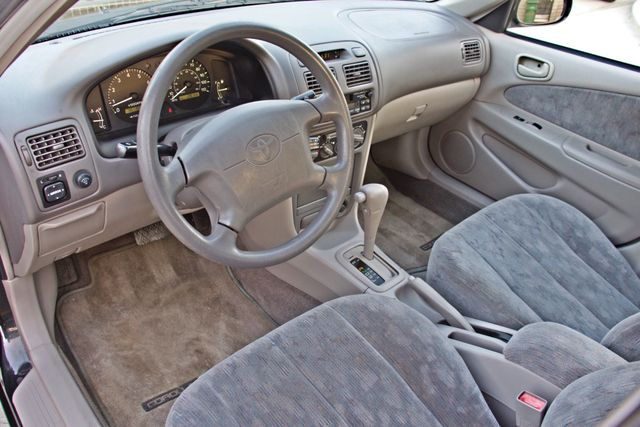 1998 Toyota COROLLA LE 1-OWNER 29K MLS  AUTOMATIC A/C POWER WINDOWS SERIVCE RECORDS! Woodland Hills, CA 15