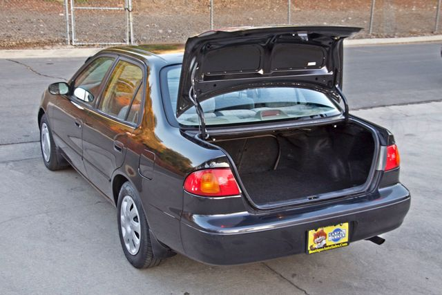 1998 Toyota COROLLA LE 1-OWNER 29K MLS  AUTOMATIC A/C POWER WINDOWS SERIVCE RECORDS! Woodland Hills, CA 10