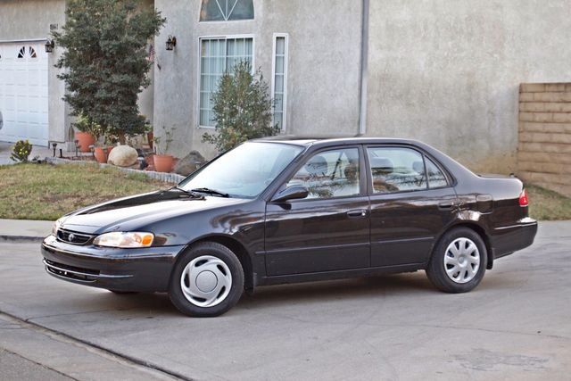 1998 Toyota COROLLA LE 1-OWNER 29K MLS  AUTOMATIC A/C POWER WINDOWS SERIVCE RECORDS! Woodland Hills, CA 1