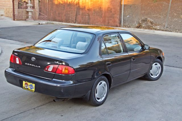 1998 Toyota COROLLA LE 1-OWNER 29K MLS  AUTOMATIC A/C POWER WINDOWS SERIVCE RECORDS! Woodland Hills, CA 5
