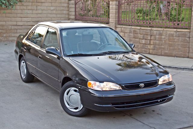 1998 Toyota COROLLA LE 1-OWNER 29K MLS  AUTOMATIC A/C POWER WINDOWS SERIVCE RECORDS! Woodland Hills, CA 8