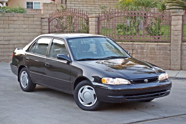 1998 Toyota COROLLA LE 1-OWNER 29K MLS  AUTOMATIC A/C POWER WINDOWS SERIVCE RECORDS! Woodland Hills, CA 9